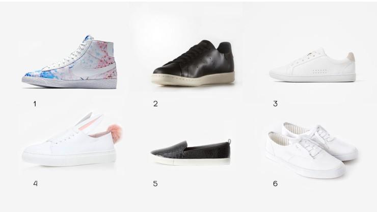 footwear wishlist