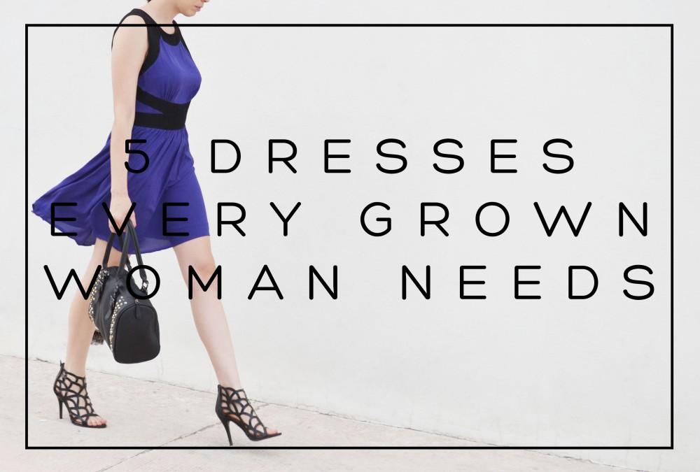 BASICS DRESSES