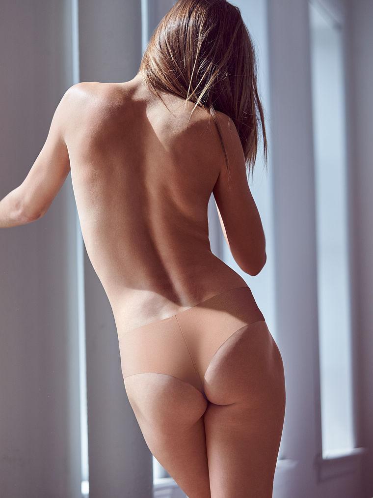 invisible panties victorias secret