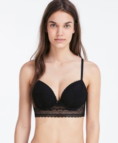 push up bra oysho