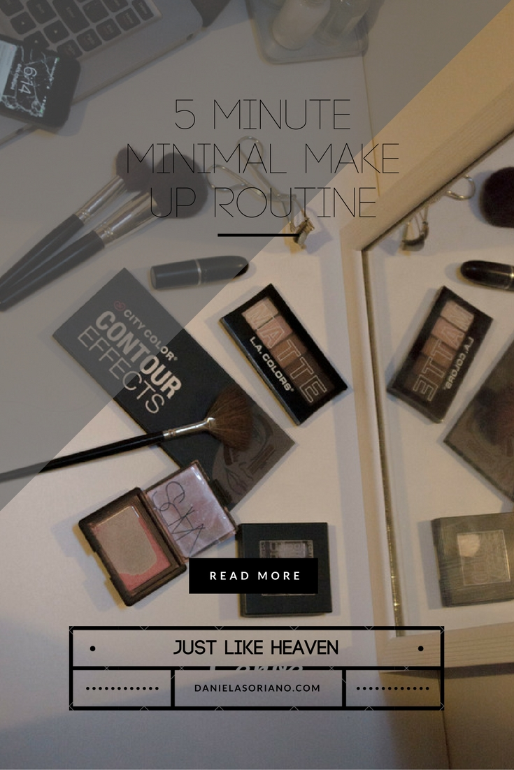 minimal-make-up-routine