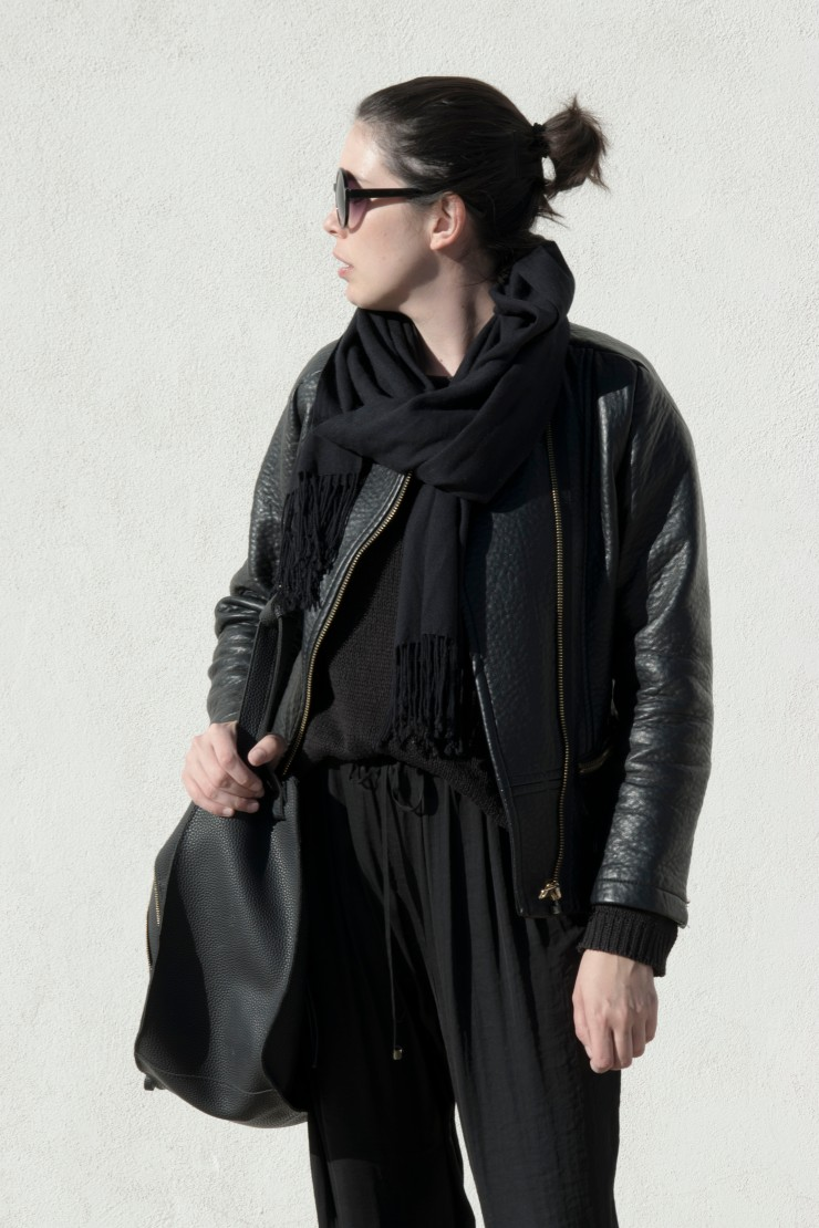 why-wear-black