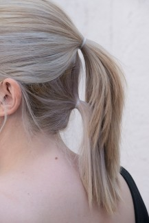 3 EASY HAIRSTYLES