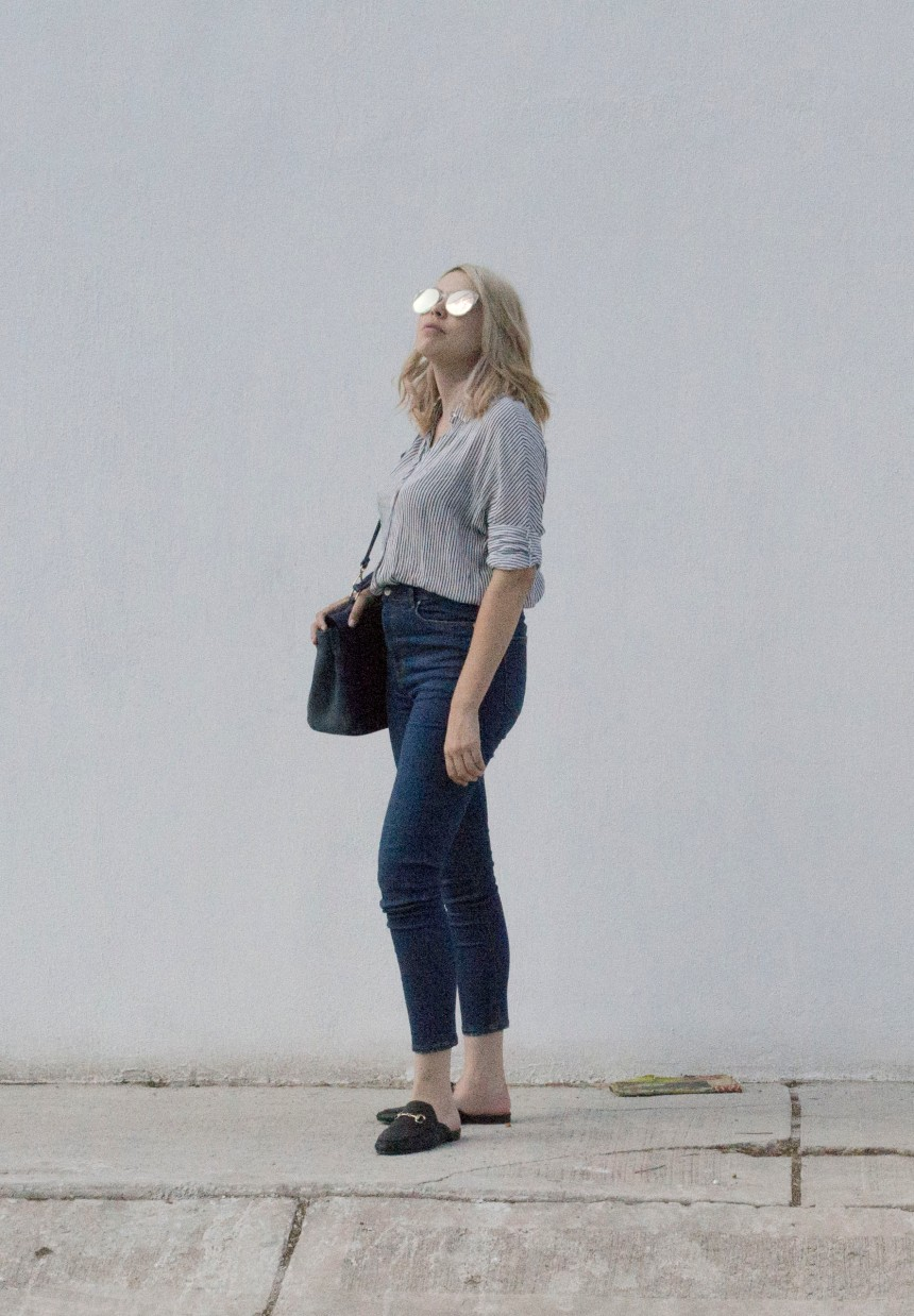 The high waisted jeans_2