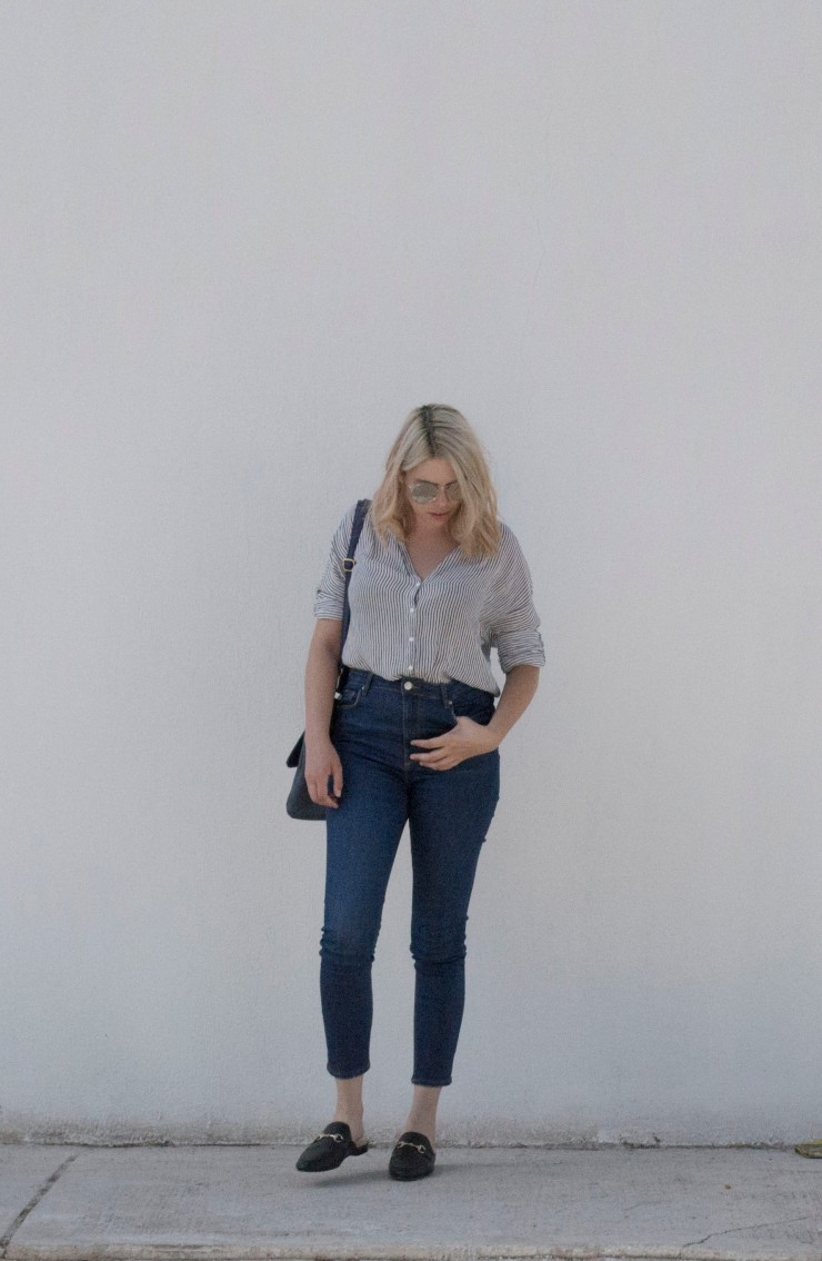The high waisted jeans_5