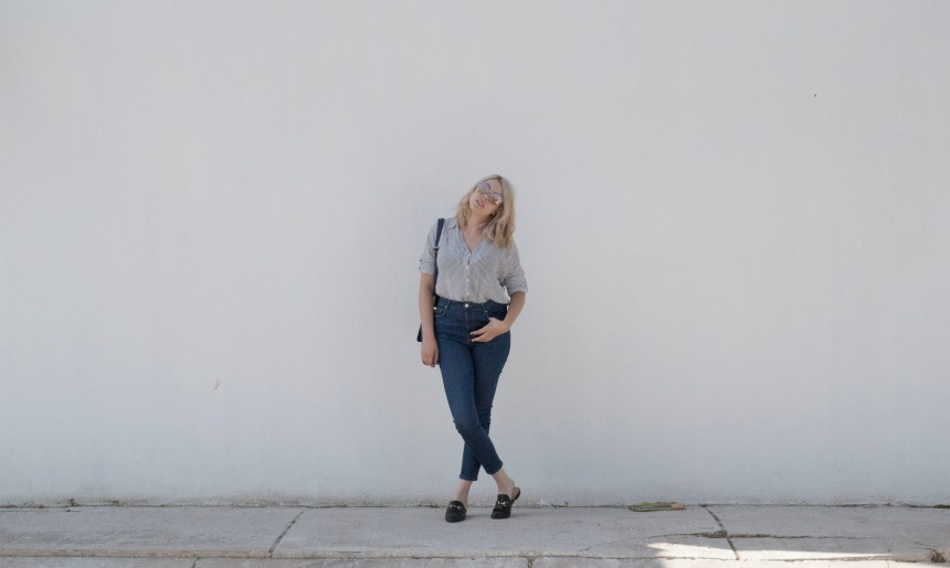The high waisted jeans_6