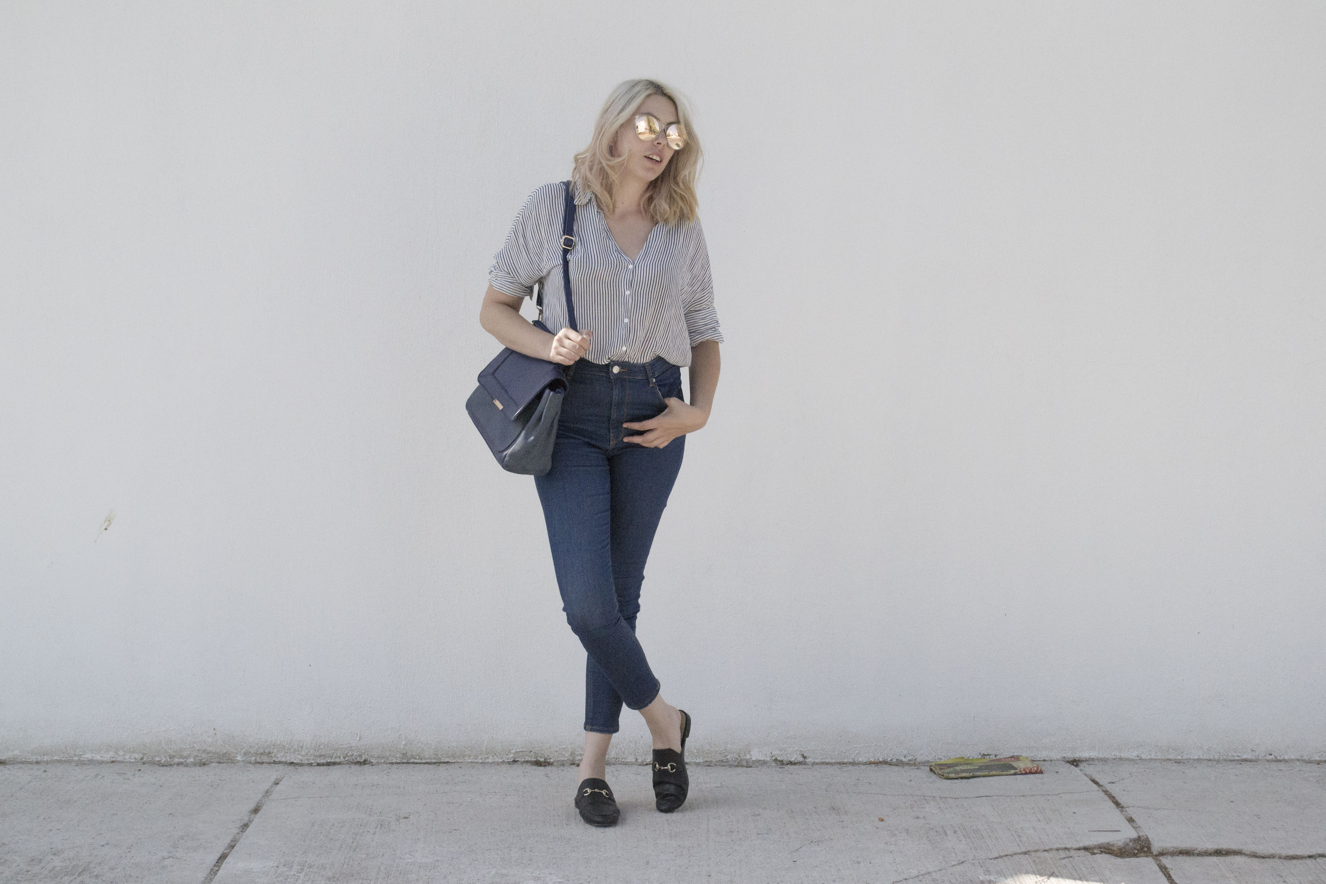 The high waisted jeans_7