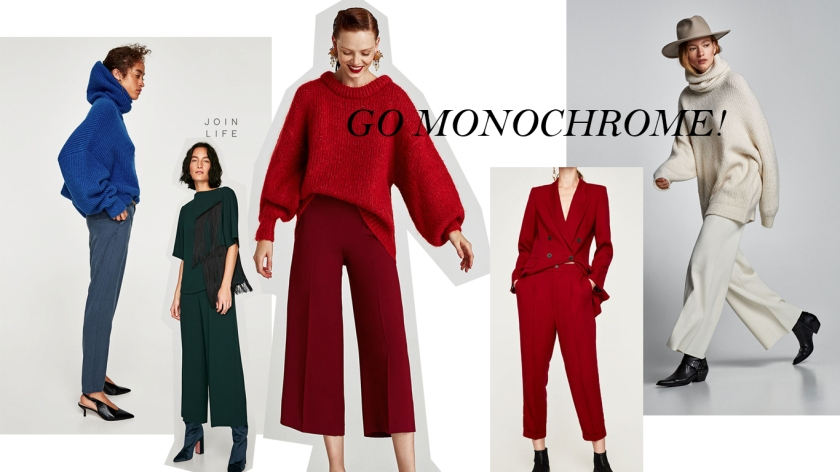 GO MONOCHROME