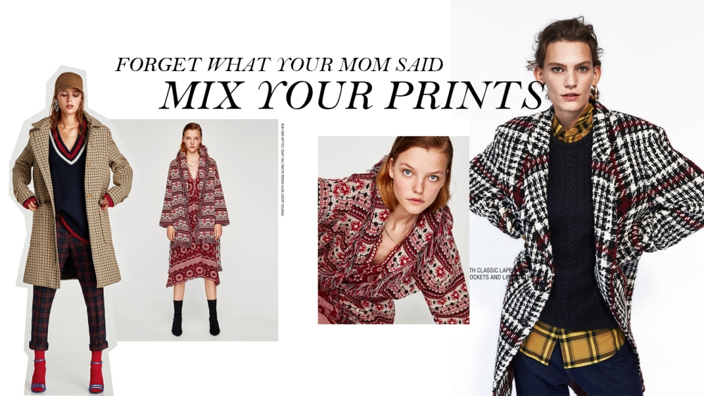 MIX YOUR PRINTS