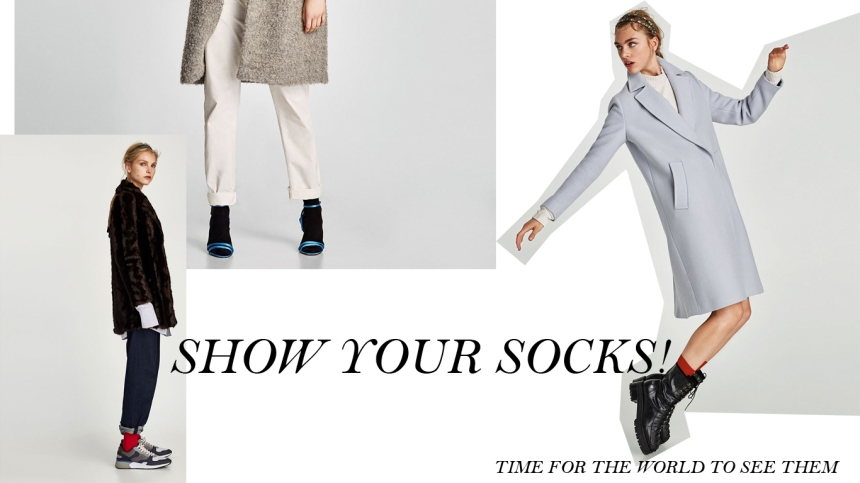 SHOW YOUR SOCKS