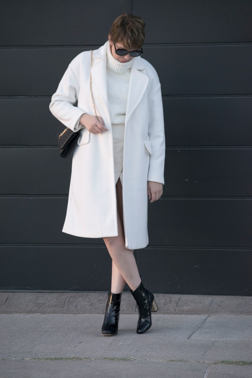 TOTAL WHITE FOR WINTER