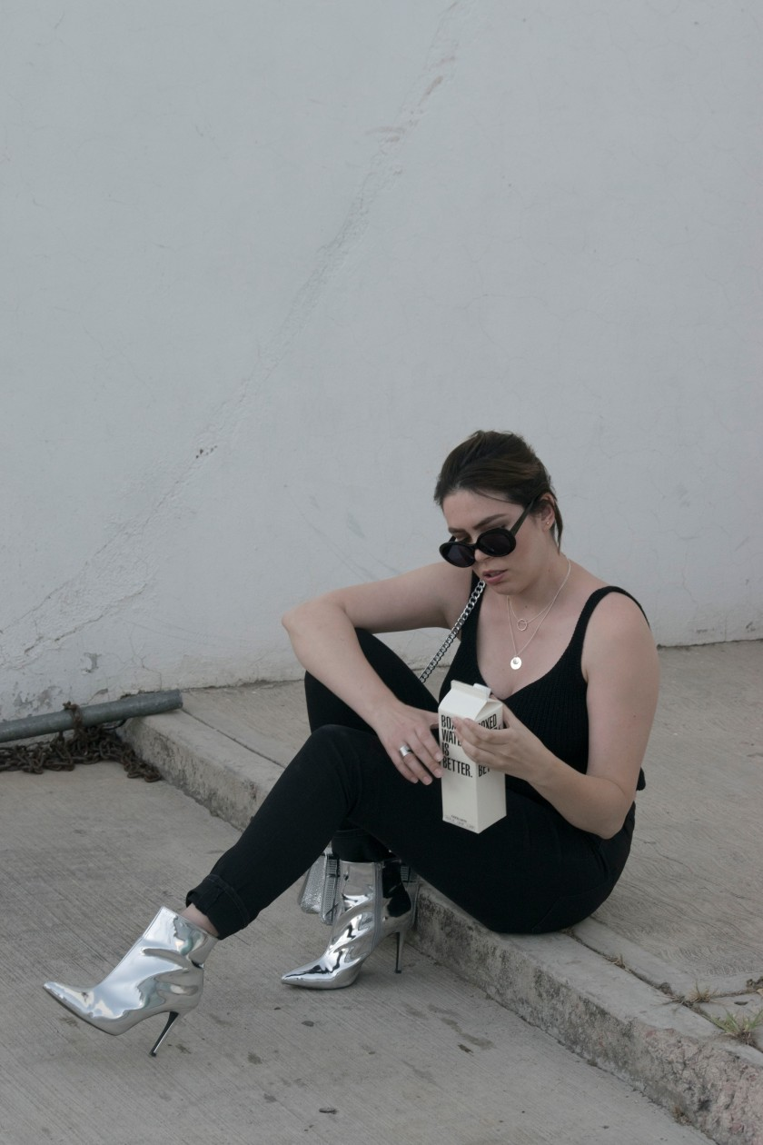 SILVER BOOTS7