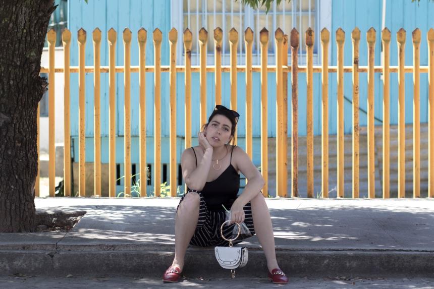 Striped culottes_10
