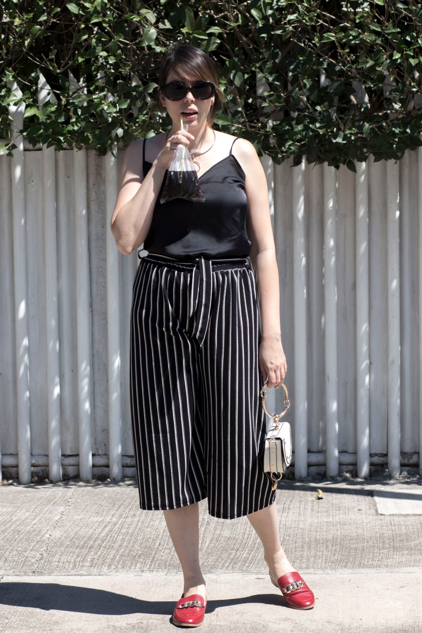 Striped culottes_6