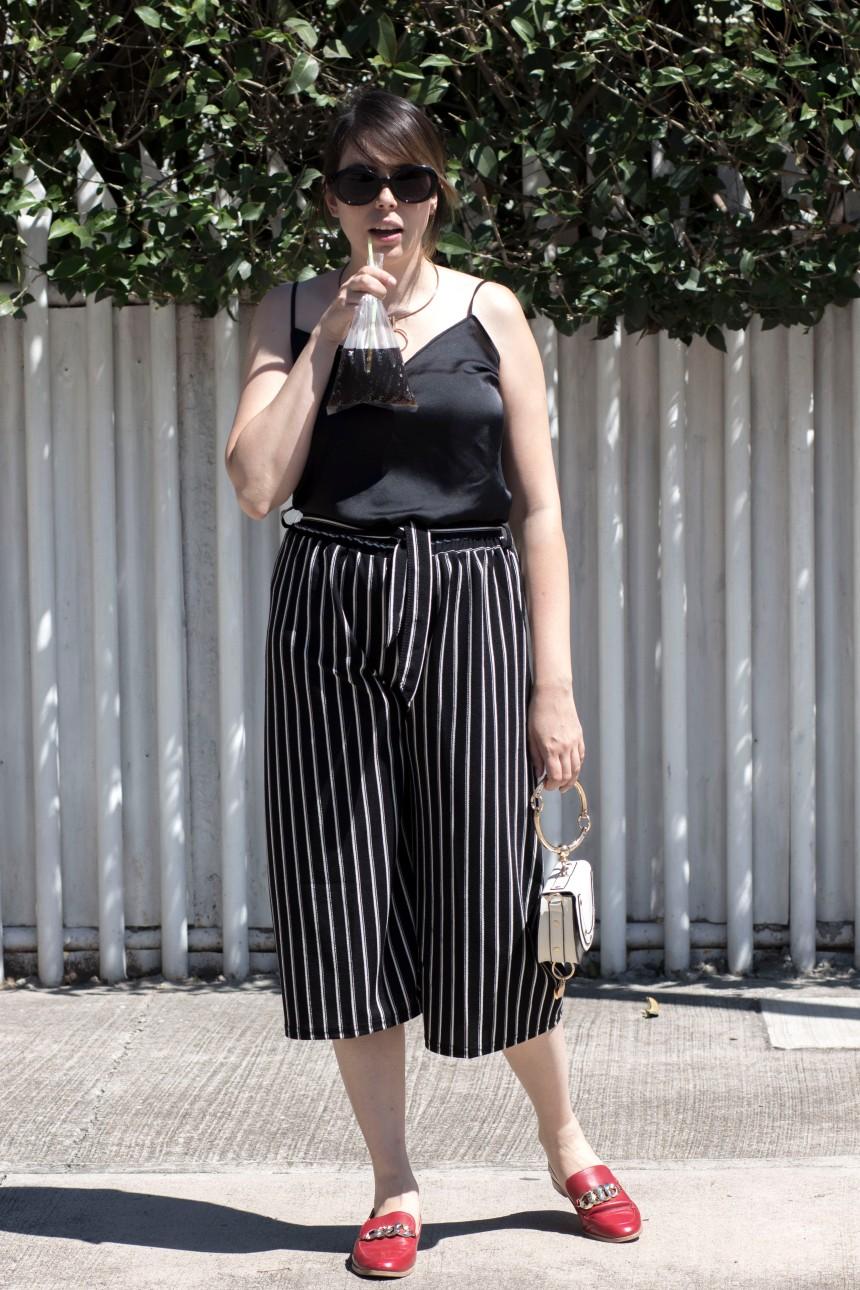 Striped culottes_6