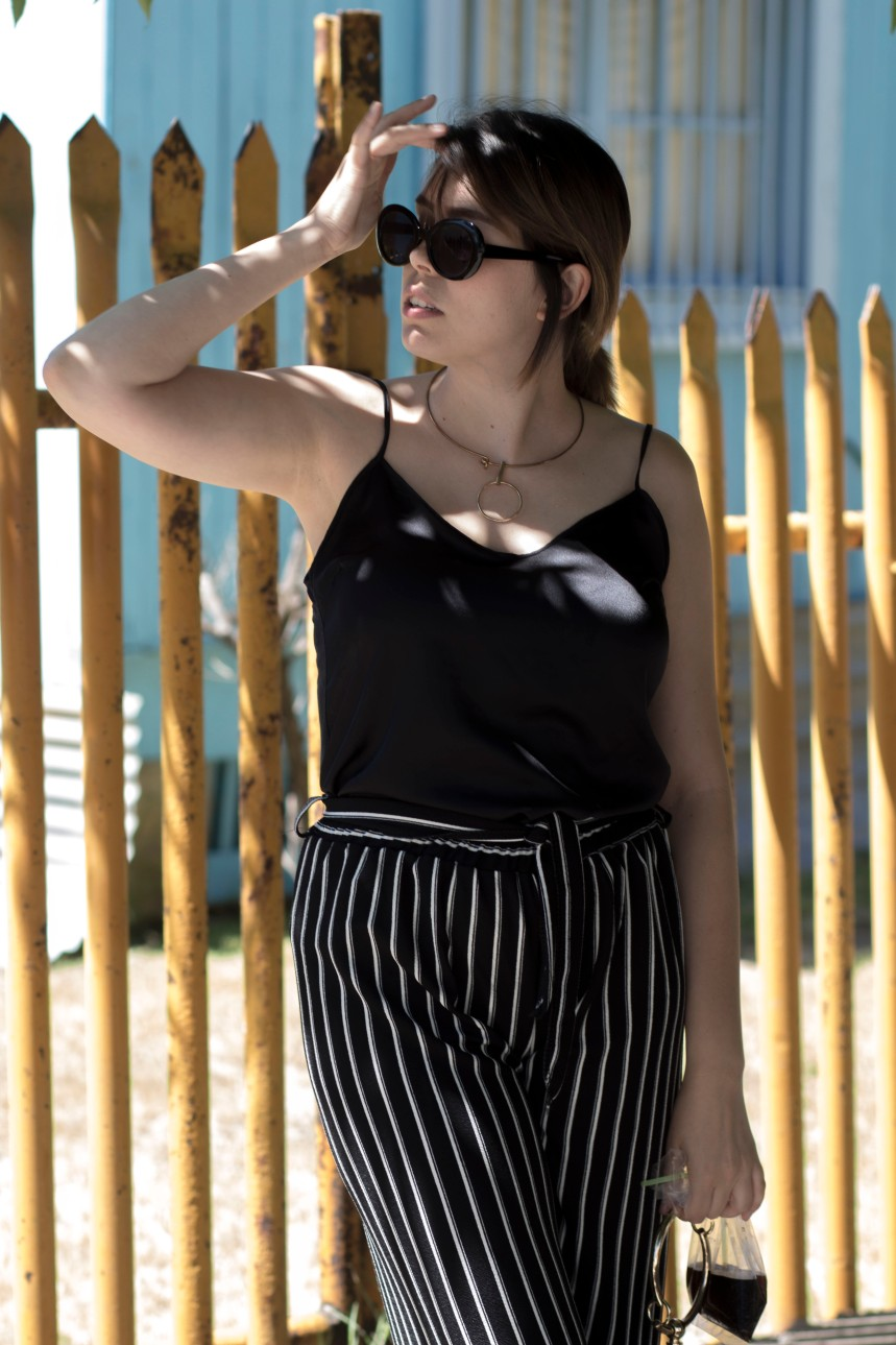 Striped culottes_9