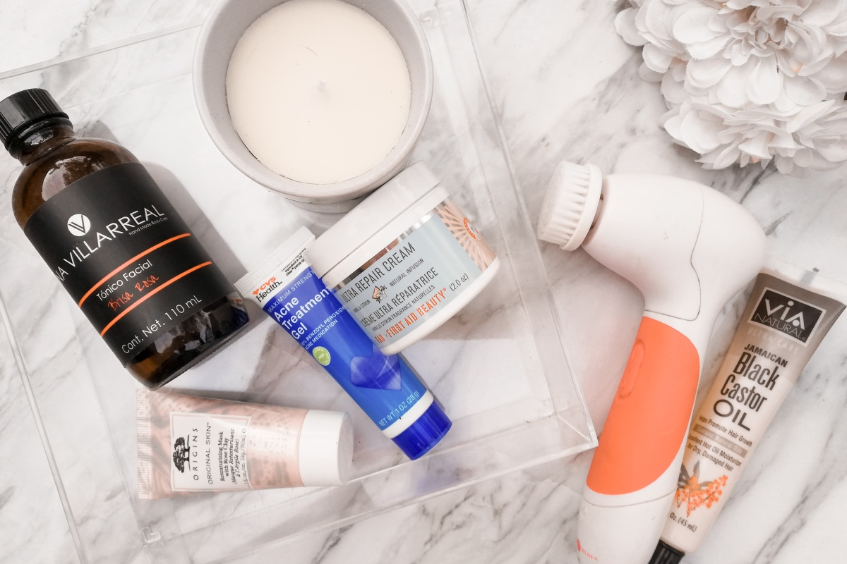 Nightime Skincare Routine